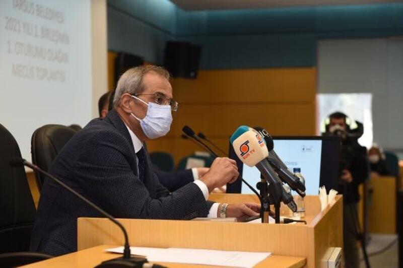 Tarsus'ta zor günler geçiren esnafa destek paketi