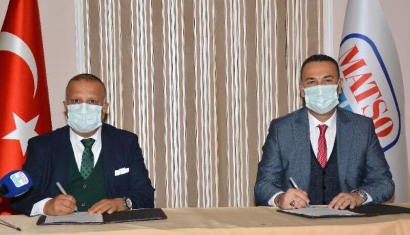 MATSO, Halk Bankası ile anlaşma imzaladı
