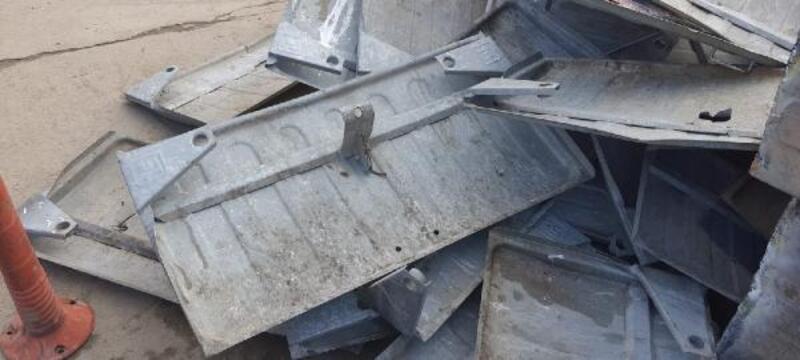 Edirne'de çöp konteynerleri ve kapaklarını çalanlar hakkında suç duyurusu