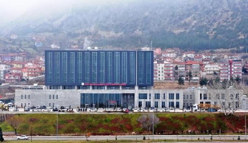 Eğirdir'de yeni hastane hizmette