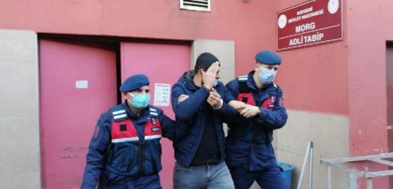 Kayseri'de uyuşturucudan gözaltına alınan 3 kişi adliyede