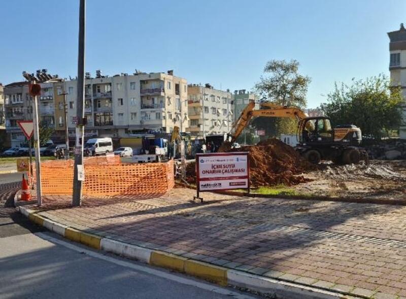 ASAT Muratpaşa'da 3 mahallenin içme suyu altyapısını modernize etti