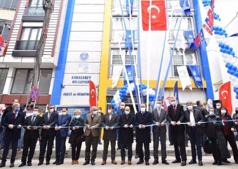 Karacabey Aşevi ve Misafirhanesi açıldı
