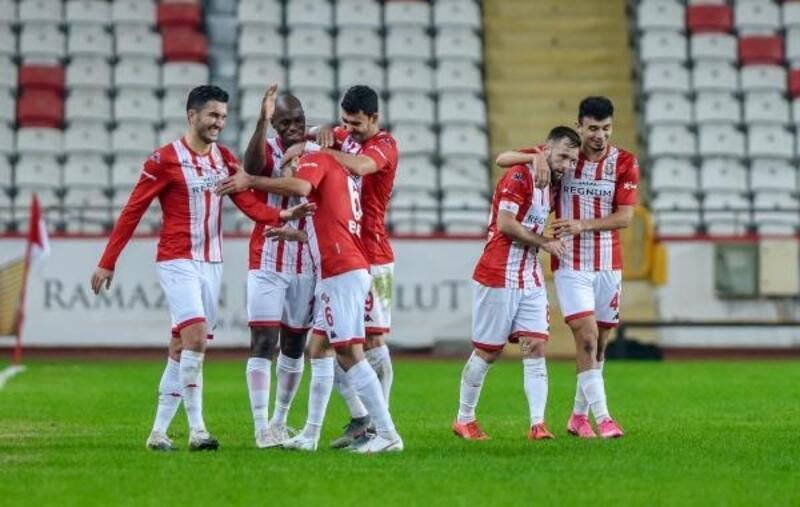 Antalyaspor'da puanlara 'Amilton' etkisi