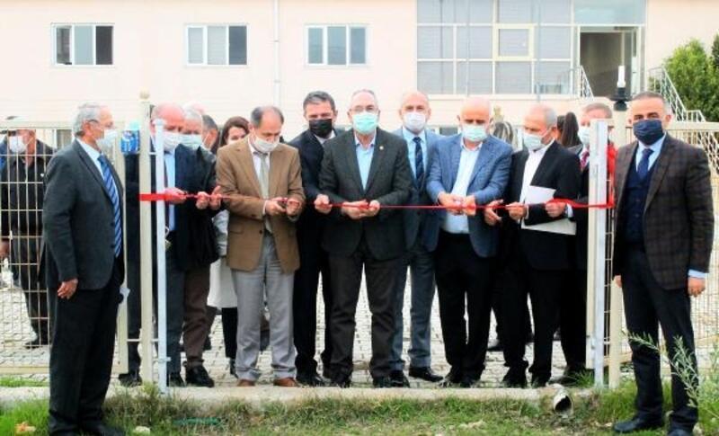 Manavgat MYO Eğitim ve Uygulama Bahçesi açıldı