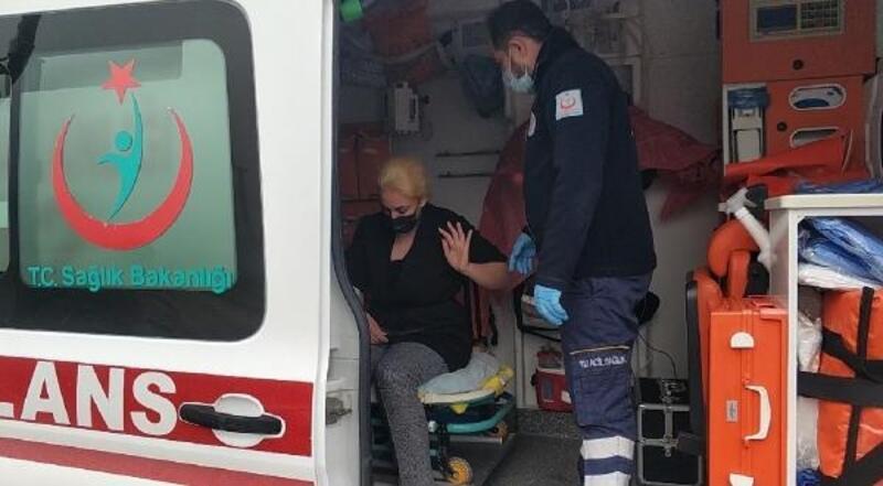 Burdur'da zincirleme kaza: 5 yaralı