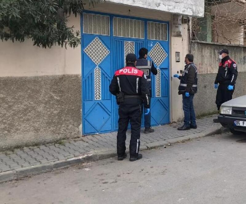 Kahramanmaraş'ta aranması olan 82 kişi yakalandı, 40'ı tutuklandı