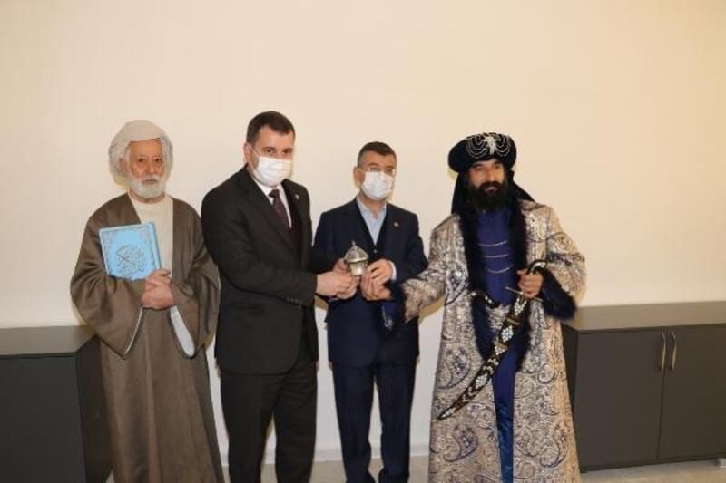 Sultan 4'üncü Murad'ın Şanlıurfa ziyareti belgesel oldu