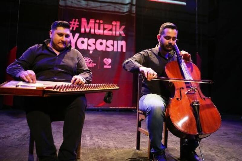 """Nilüfer'de """"Müzik Yaşasın"""" konserleri başlıyor"""