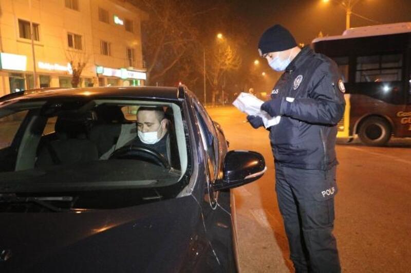 Afyonkarahisar'da 151 kişi kısıtlamayı ihlal etti