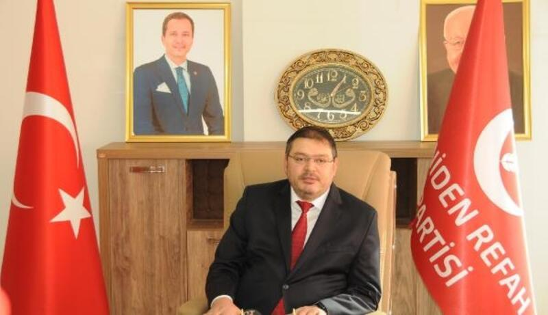 YRP İl Başkanı Önder Narin, görevinden istifa etti
