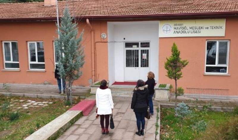 Eğirdir'de okullarda İstiklal Marşı okundu