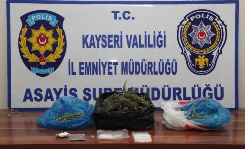 Kayseri'de aranan 13 kişi yakalandı