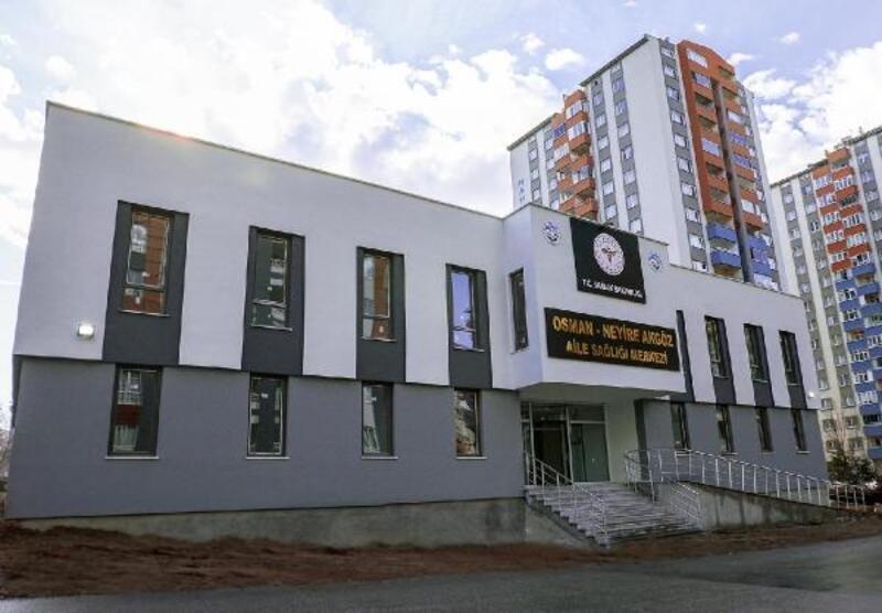 Osman-Neyire Akgöz Aile Sağlığı Merkezi'nde sona gelindi