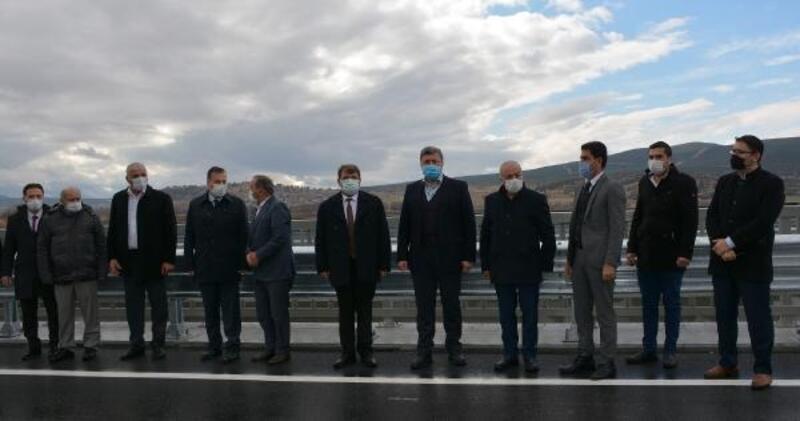 Milletvekili Özkaya'dan Dinar'a ziyaret