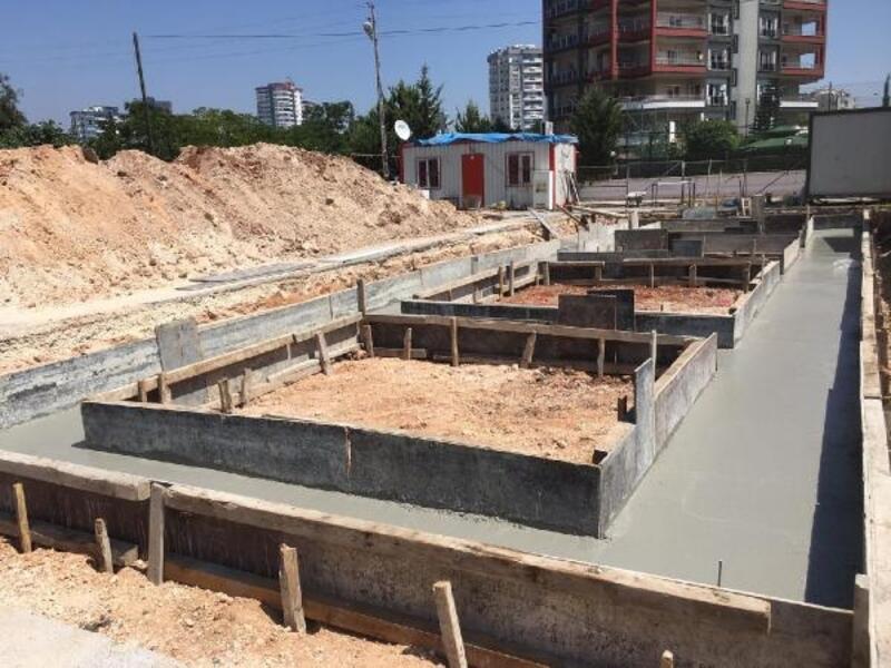 Büyükşehir, Yenişehir pazar yeri yapım çalışmalarını sürdürüyor