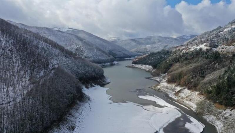 Bursa'da yağmur ve karla birlikte su rezervi 70 günden 115 güne çıktı