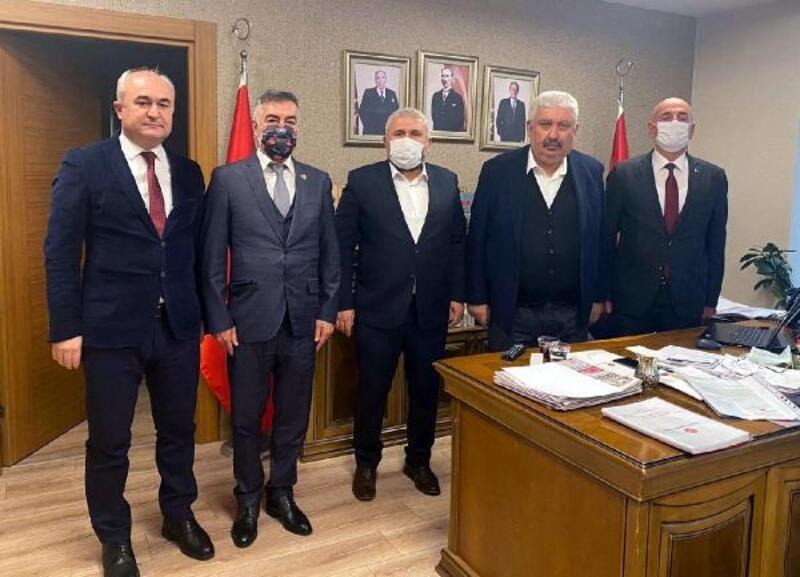MHP'nin Denizli'nin yeni il başkanı Gökalp oldu