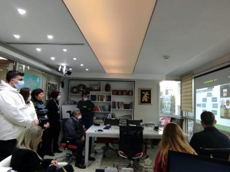 Süleymanpaşa Belediyesi personeline, 'En İyi Narkotik Polisi Anne' eğitimi