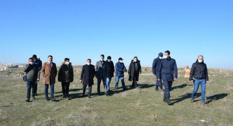 Amorium Antik Kenti turizme kazandırılıyor
