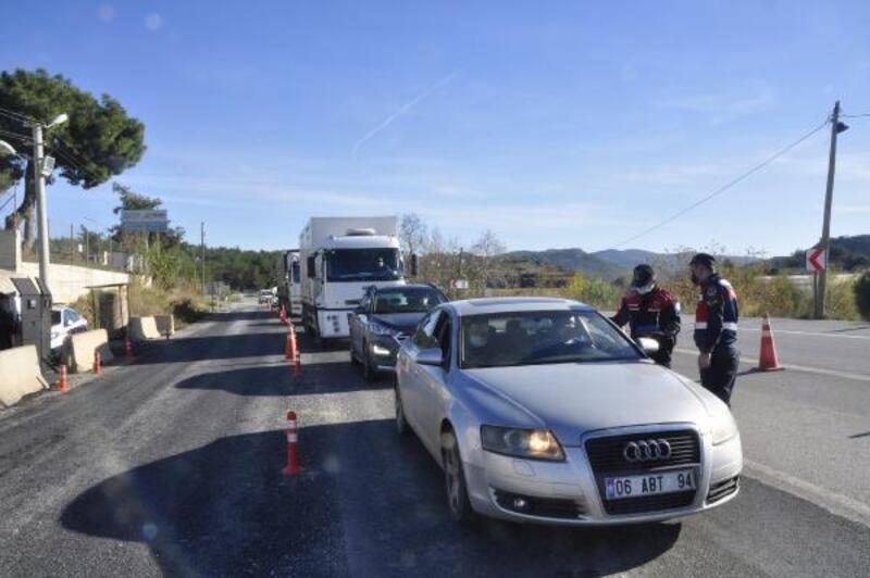 Antalya- Konya yoluna yaşam tüneli