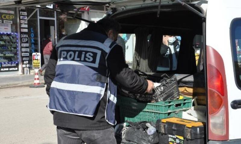 Polisten,huzur ve güven uygulaması