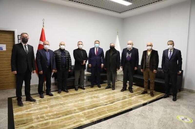 Başkan Palancıoğlu'ndan Serbest Bölge'ye ziyaret