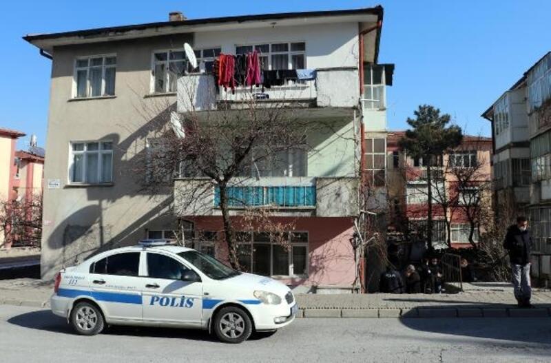 Kayseri'de yalnız yaşayan emekli, evinde ölü bulundu