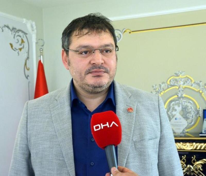 YRP İl Başkanı Narin: İlçelerde teşkilatlanmalarımızı tamamlamak üzereyiz