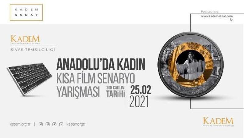KADEM'den 'Anadolu'da Kadın' konulu senaryo yarışması