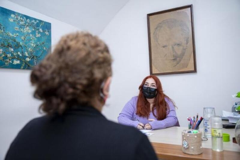 Kadın Danışma Merkezi'nde 14 ayda bin 478 kadına destek sağlandı