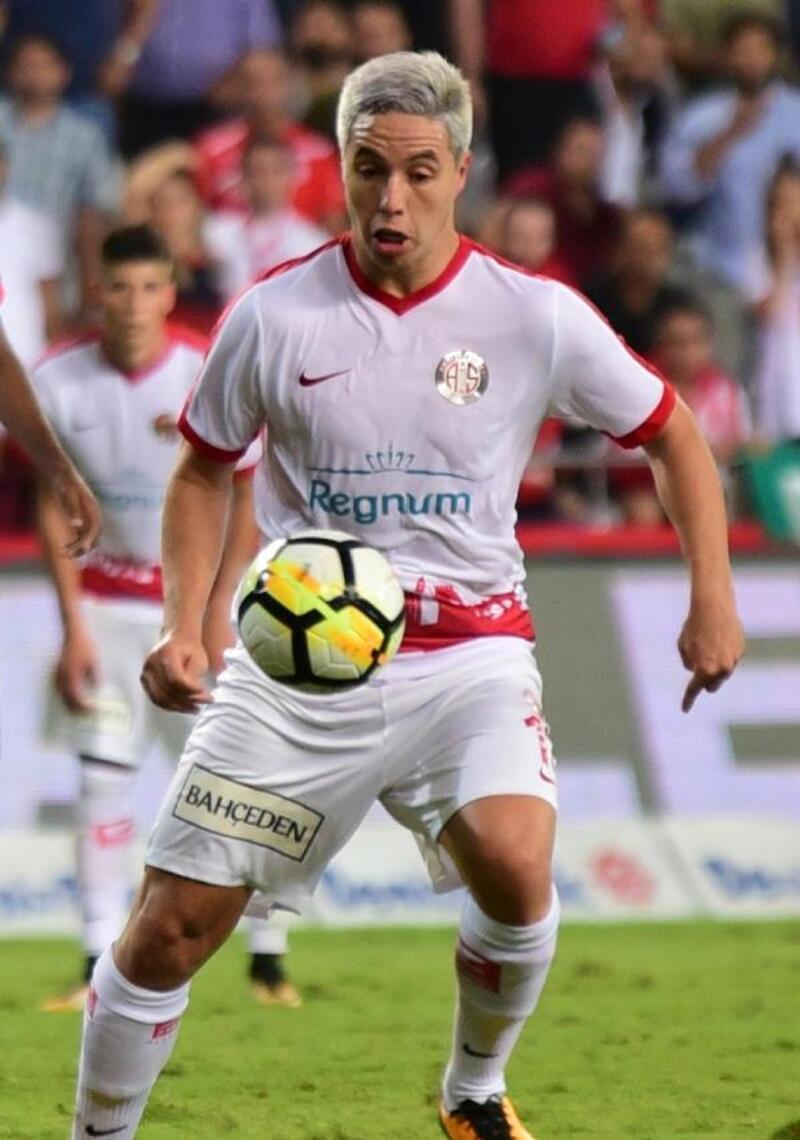 Antalyaspor'a transfer engeli