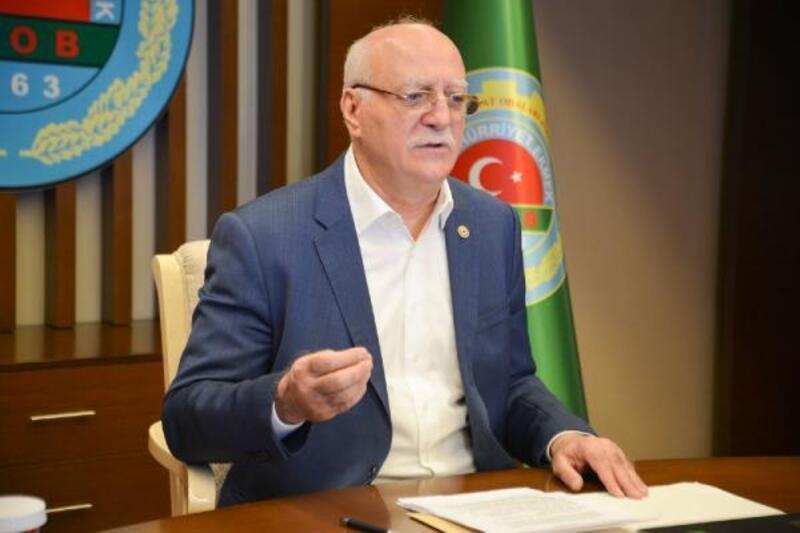 TZOB Başkanı Bayraktar: Tarımsal üretim sekteye uğratılmamalı
