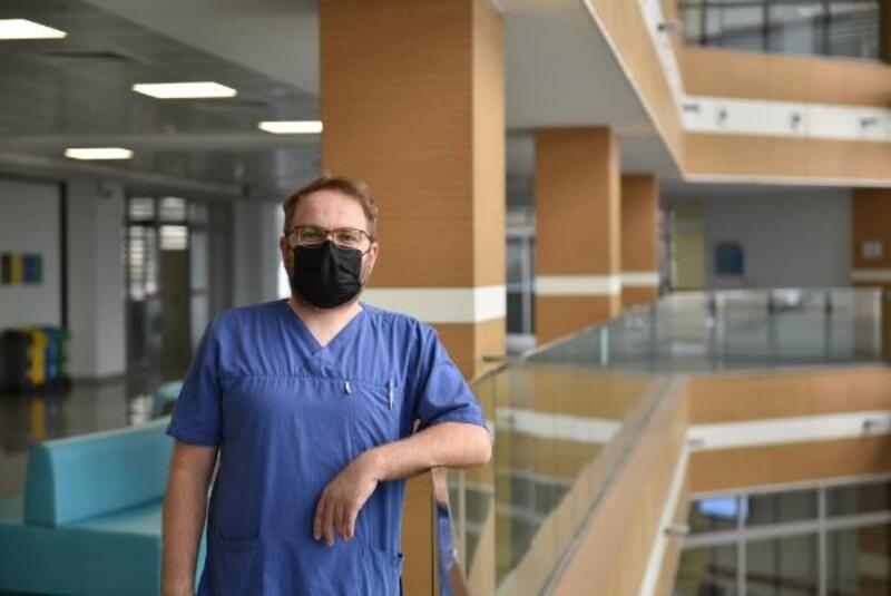 Sağlık çalışanı yoğun bakımda yaşadıklarını anlattı