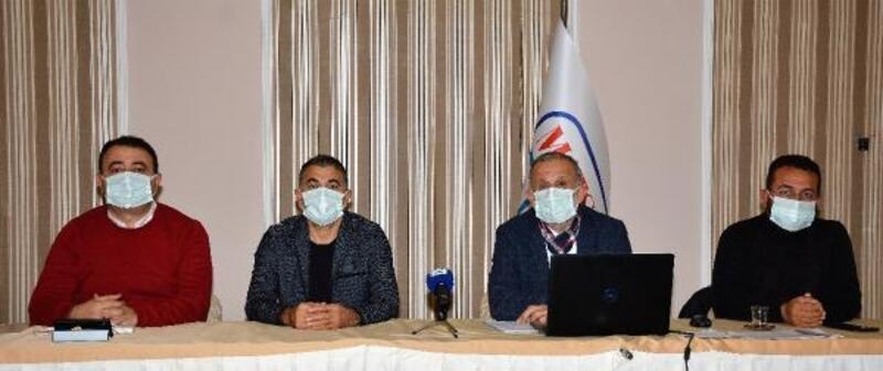 Koronavirüs, Manavgat'ta yatırımcıları durduramadı