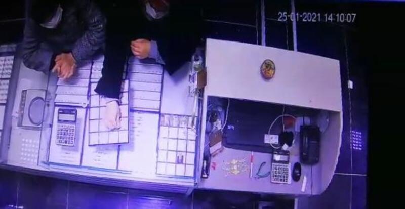 Kuyumcu hırsızlığı şüphelileri yakalandı