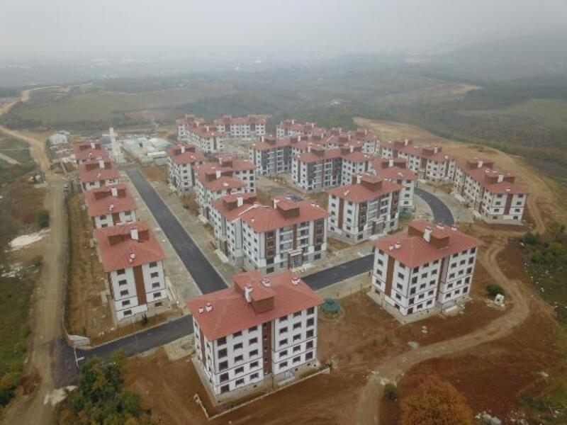 Orhangazi'de TOKİ 4. Etap Konut Projesi tamamlandı