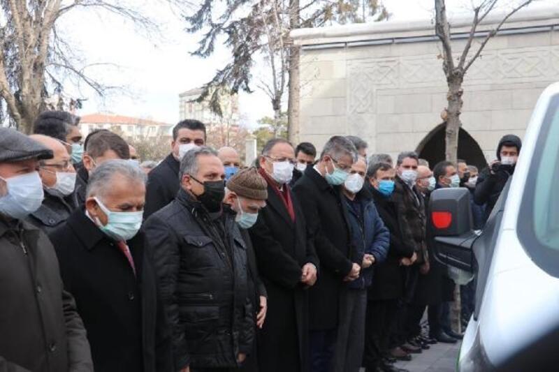 Talas Belediye Başkanı Yalçın'ın acı günü