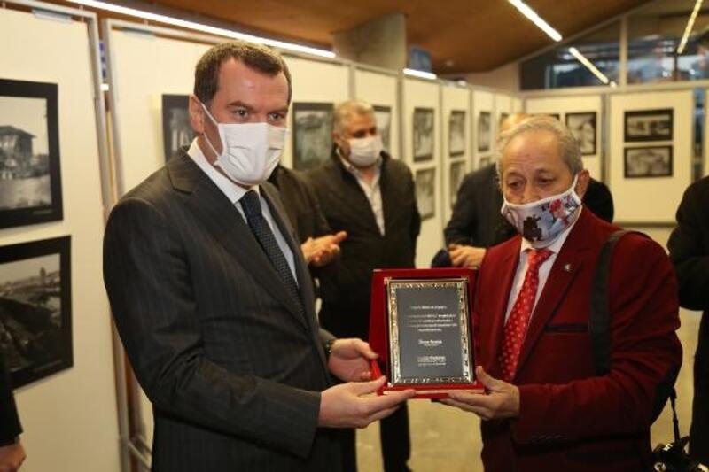 Gazeteci Alpay'ın objektifinden Zeytinburnu'nun 50 Yılı