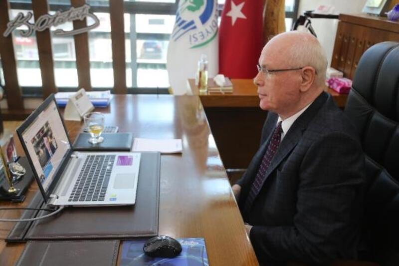 Odunpazarı Belediyesi'ne 'Çok yüksek insani gelişme' ödülü