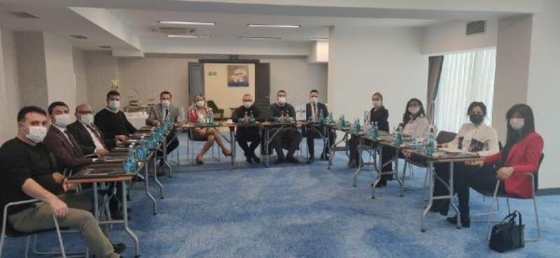 Büyükşehir kariyer merkezi sektör temsilcileri ile buluştu