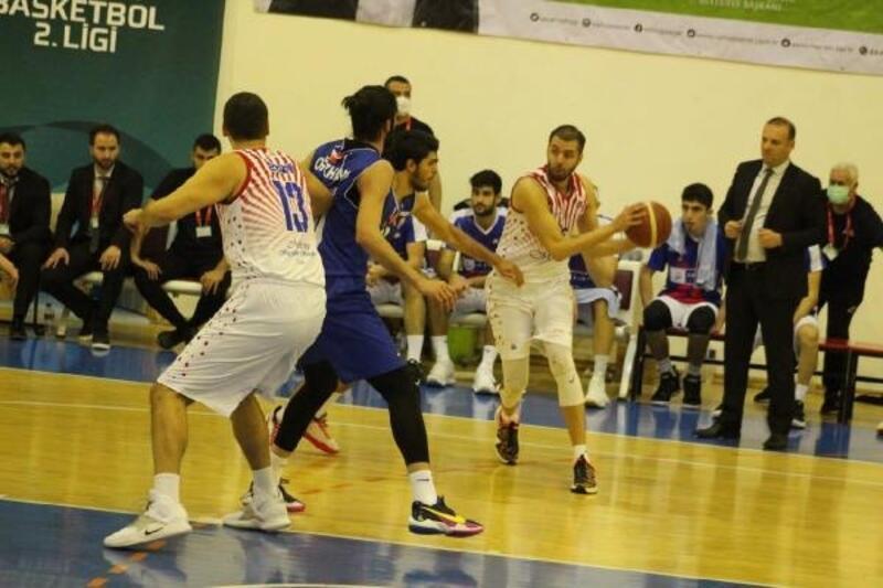 Büyükşehir Erkek Basketbol, İstanbul ekibini 63-57 yendi