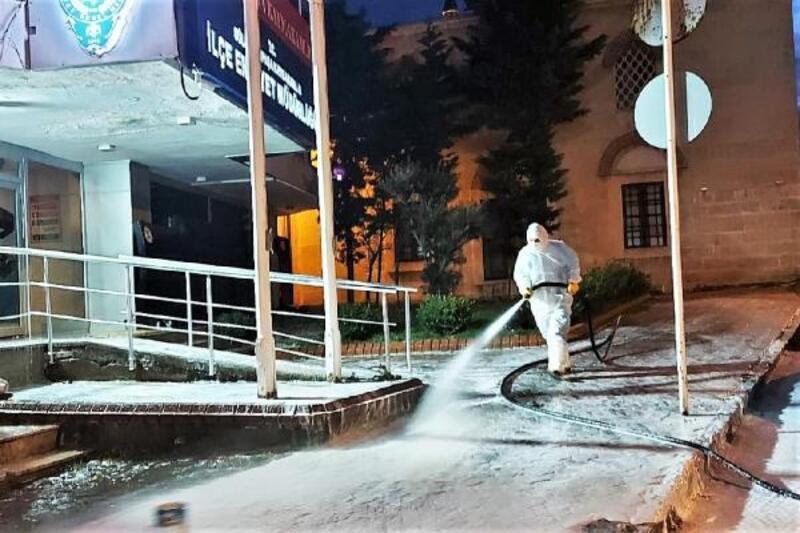 Süleymanpaşa Belediyesi, salgınla mücadelesini sürdürüyor