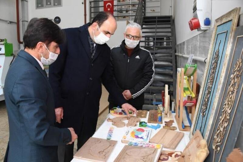 Konya Büyükşehir Belediyesi 'Anatoya' oyuncak markasıyla dünyaya açılıyor