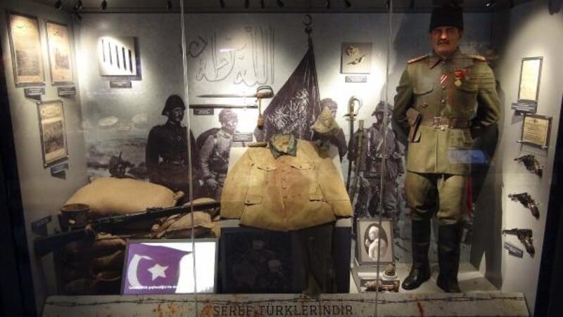 'Çanakkale Savaşları Mobil Müzesi' Kırıkkale'de