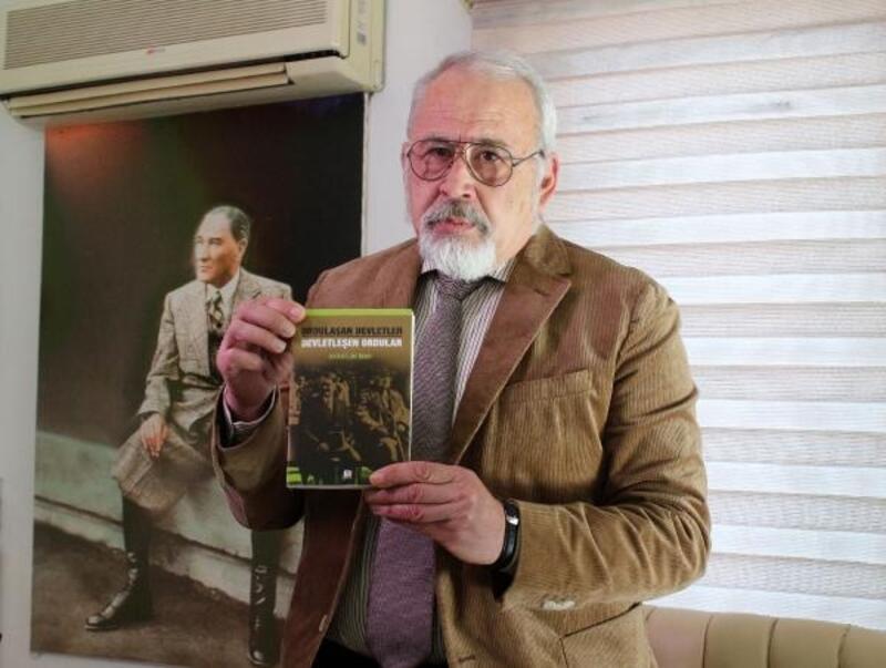 Yazar Özsoy'dan yeni kitap