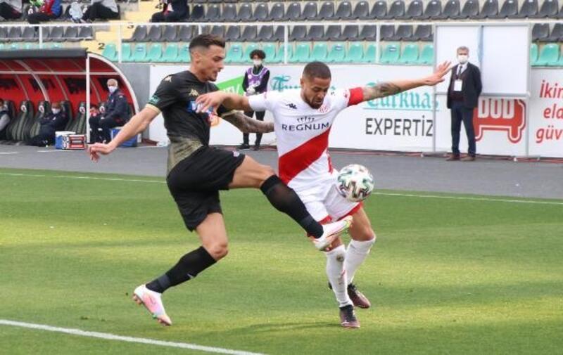 Yukatel Denizlispor - Fraport-Tav Antalyaspor: 1-1