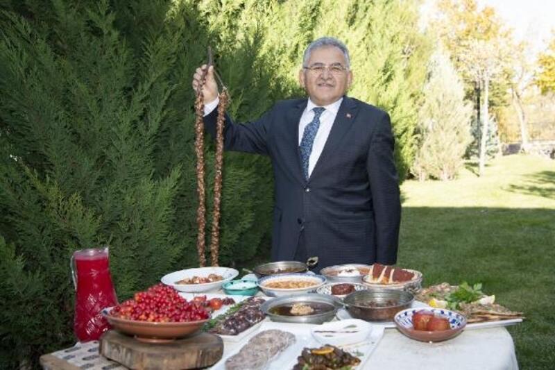 Kayseri'ye Mutfak Sanatları Merkezi yapılacak
