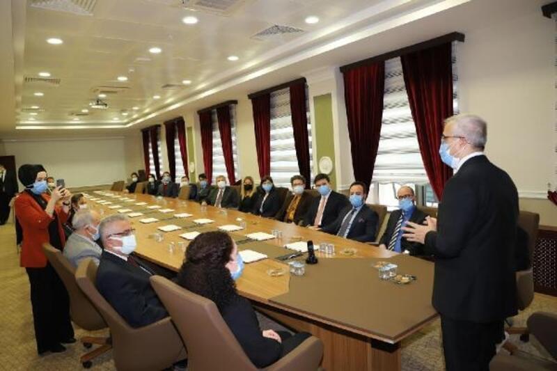 Kırklareli Üniversitesi Rektörü Şengörür: Saygın üniversiteler arasında yer alacağız