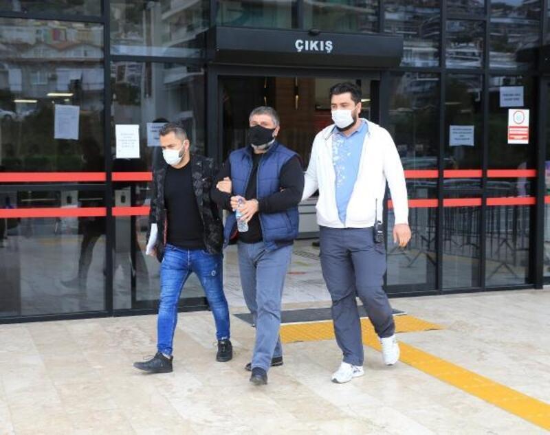 Alanya'da aranan 3 şüpheli yakalandı